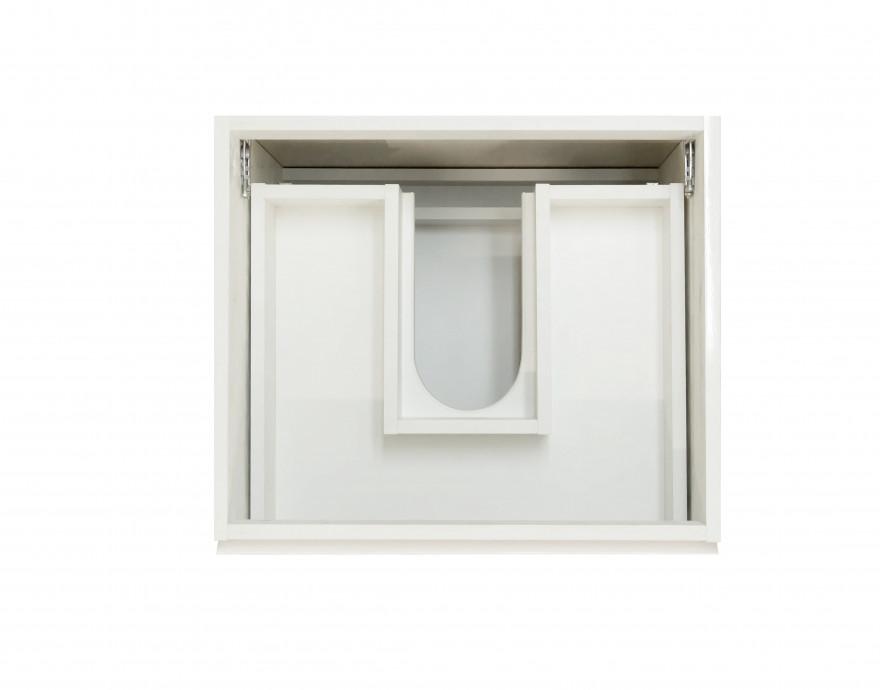 Мебель для ванной комнаты Estet Dallas Luxe 100 напольный 2 ящика