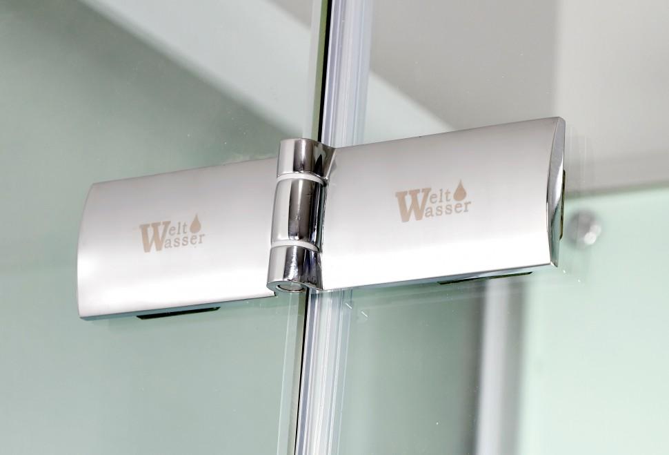 Душевая кабина Welt-Wasser Maine 100/90 R