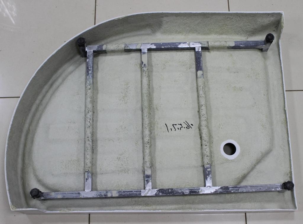 Душевая кабина Frank F-610(2) L