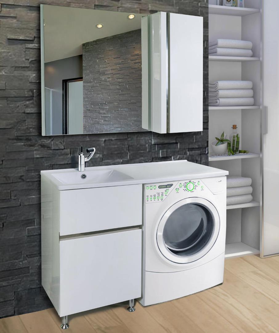 Мебель для ванной комнаты Lotos 110 напольный