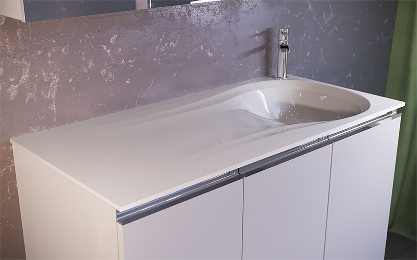 Мебель для ванной комнаты Raval Great 100