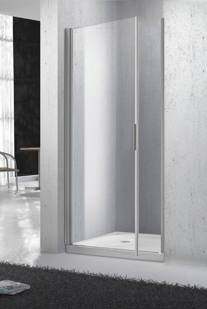 Дверь в нишу BelBagno Sela B-1-60-Ch-Cr