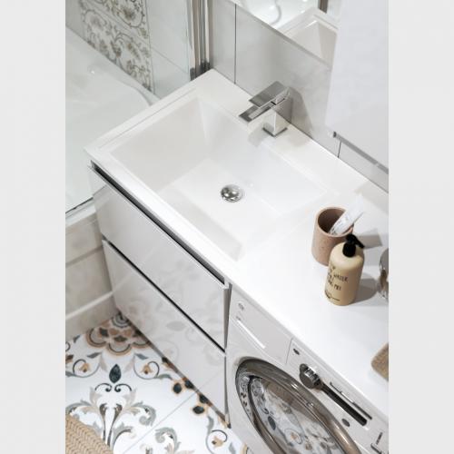 Мебель для ванной Alavann Soft Silver