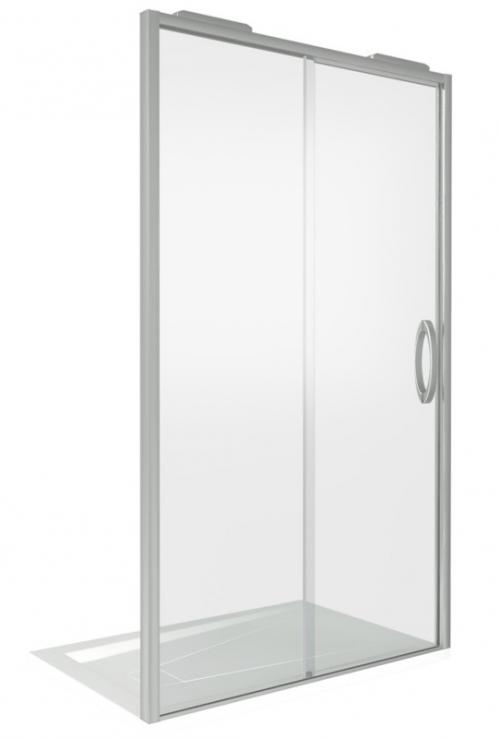 Дверь в нишу GoodDoor Antares WTW-100-C-CH