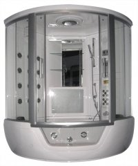 Душевая кабина Appollo GUCI-861 White