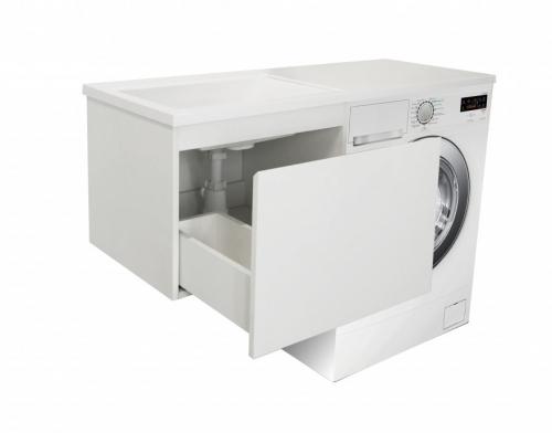 Мебель для ванной комнаты Estet Dallas Luxe 110 подвесной 1 ящик