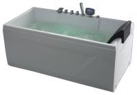 Гидромассажная ванна Gemy G9075K L
