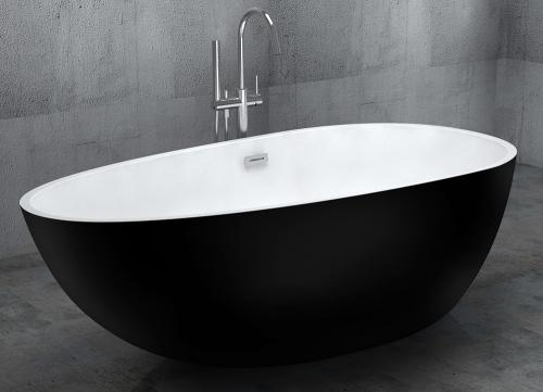 Акриловая ванна Abber AB9211B