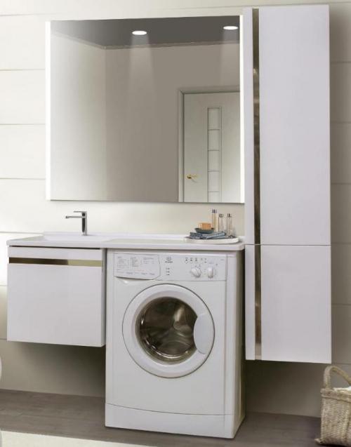 Мебель для ванной комнаты Lotos 110 подвесной