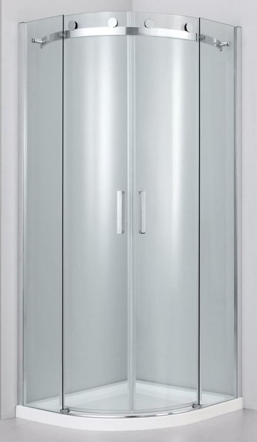 Душевой уголок Black&White S201 100x100