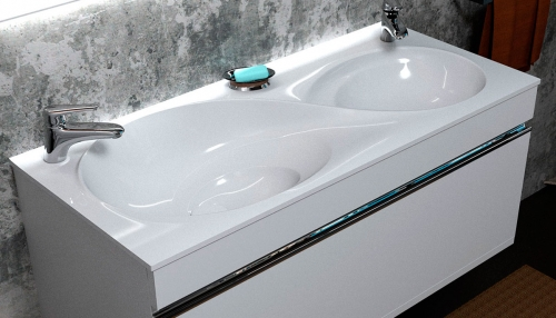 Мебель для ванной комнаты Velvex Otto 100